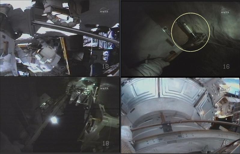 [STS-131 / ISS19A] Discovery : déroulement de la mission - Page 12 Sans_363