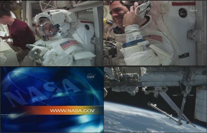 [STS-131 / ISS19A] Discovery : déroulement de la mission - Page 12 Sans_365