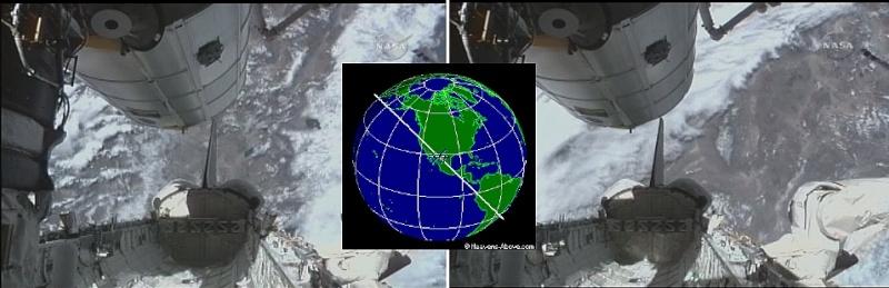 [STS-131 / ISS19A] Discovery : déroulement de la mission - Page 13 Sans_367