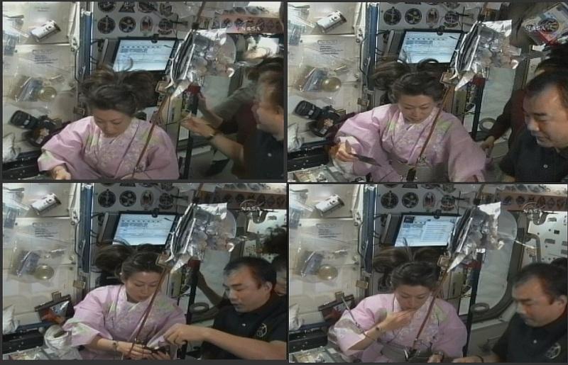 [STS-131 / ISS19A] Discovery : déroulement de la mission - Page 14 Sans_370