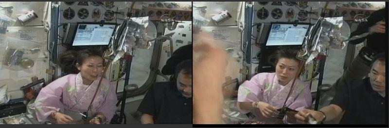 [STS-131 / ISS19A] Discovery : déroulement de la mission - Page 14 Sans_371