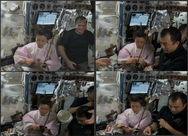 [STS-131 / ISS19A] Discovery : déroulement de la mission - Page 14 Sans_372