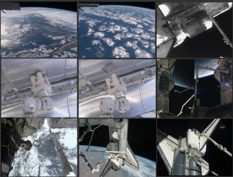 [STS-131 / ISS19A] Discovery : déroulement de la mission - Page 18 Sans_394