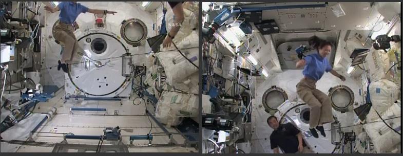 [STS-131 / ISS19A] Discovery : déroulement de la mission - Page 18 Sans_397