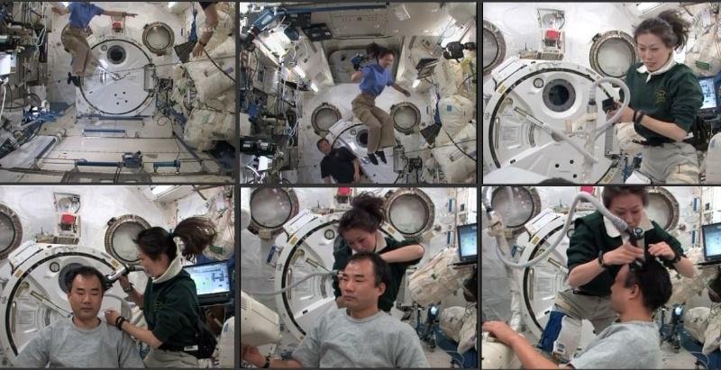 [STS-131 / ISS19A] Discovery : déroulement de la mission - Page 18 Sans_398