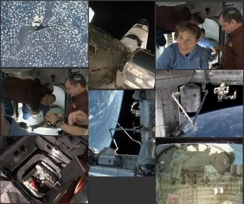 [STS-131 / ISS19A] Discovery : déroulement de la mission - Page 23 Sans_454