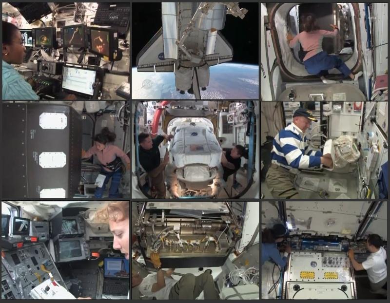 [STS-131 / ISS19A] Discovery : déroulement de la mission - Page 23 Sans_455