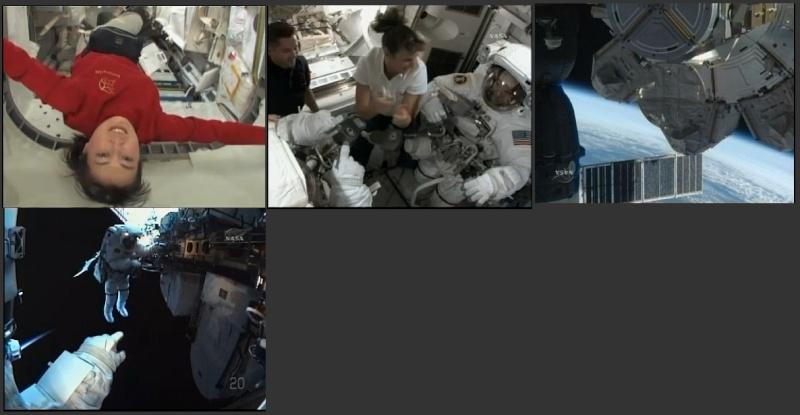 [STS-131 / ISS19A] Discovery : déroulement de la mission - Page 23 Sans_457