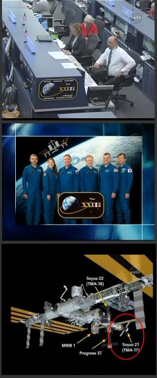 Atterrissage de Soyouz TMA-17 Sans_733