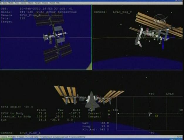 [STS-130] Endeavour : fil dédié au suivi de la mission. - Page 2 Sans_t49
