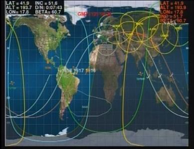 ISS : Amarrage de Progress M-05M le 1er mai 2010 - Page 2 Screen14