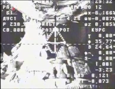 ISS : Amarrage de Progress M-05M le 1er mai 2010 - Page 2 Screen15