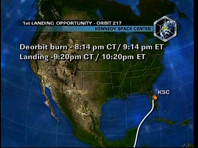 [STS-130] Endeavour : retour sur terre 3h20 GMT le 22/02/201 - Page 4 Vlcsna89