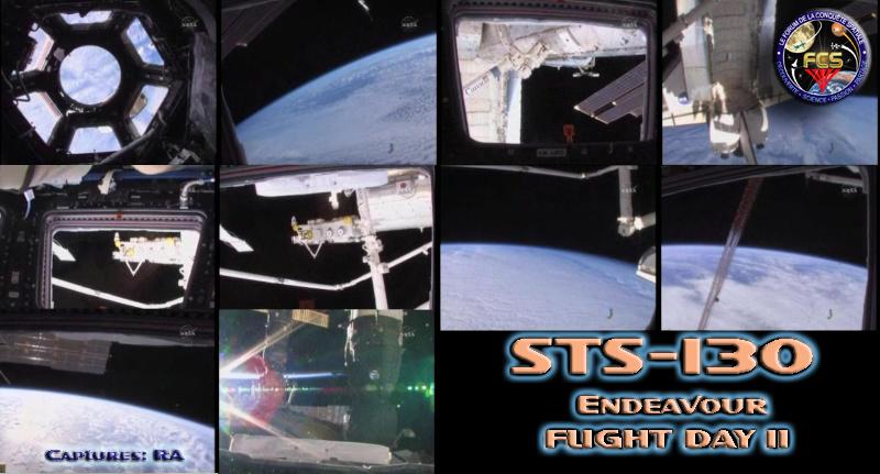 [STS-130] Endeavour : fil dédié au suivi de la mission. - Page 12 Vue_de11