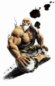 [SSFIV] Artworks HD Gouken10