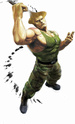 [SSFIV] Artworks HD Guile_11