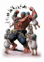 [SSFIV] Artworks HD Hakan_10