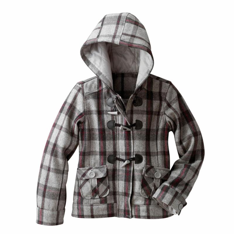 vend Buffle Coat à carreaux 32417610