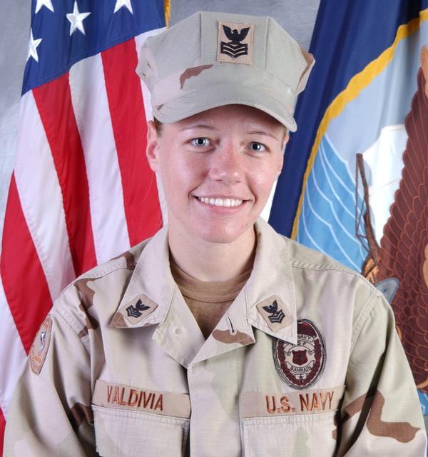 DCU du Petty Officer Christopher Jackson, US Navy Bahrain (Naval Security Forces) 2009-110