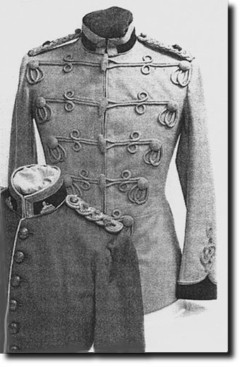 Uniforme du Lieutenant-Colonel T.F.H.J.J. Kelly, Indian Army Staff 23rdpi10
