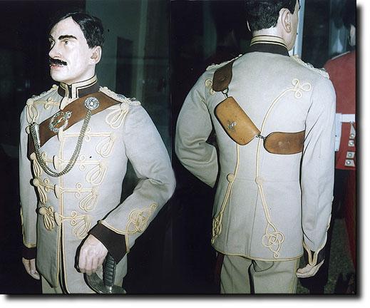 Uniforme du Lieutenant-Colonel T.F.H.J.J. Kelly, Indian Army Staff 9th_bh10