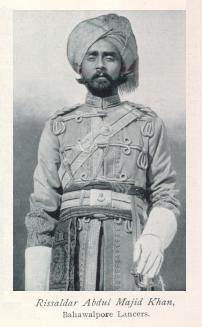 Uniforme du Lieutenant-Colonel T.F.H.J.J. Kelly, Indian Army Staff Abdulk10