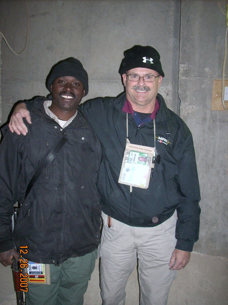 Some pics of PMC in Iraq during OIF Christ11