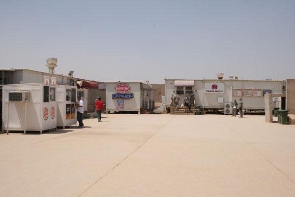 Shops in Iraq bases and FOBs Taji_f10