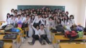 cả lớp A4 :D my family