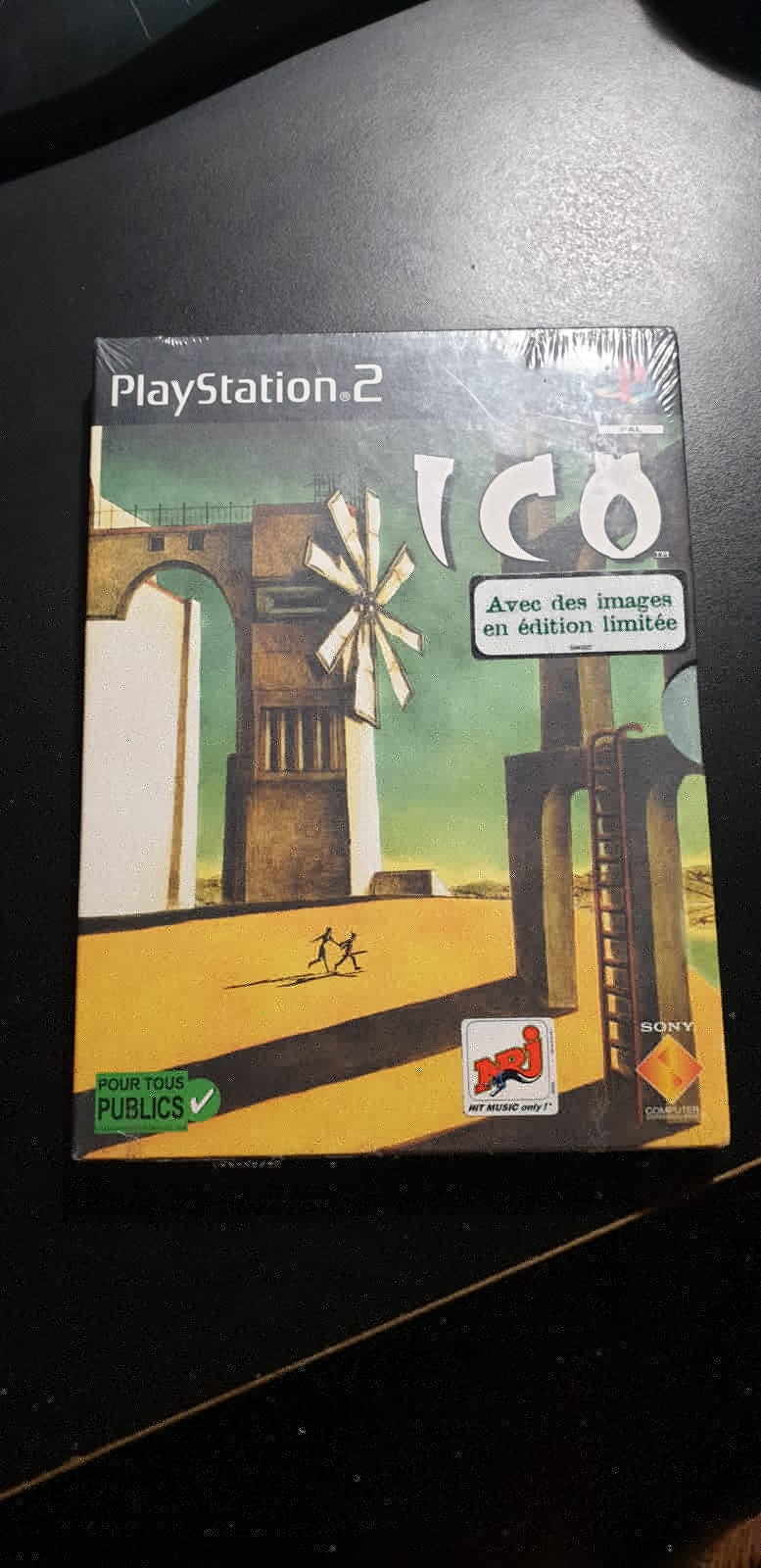 [VDS] ICO Collector Ps2 PAL FR NEUF Whatsa16