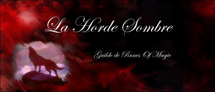 La Horde Sombre (Runes of Magic)