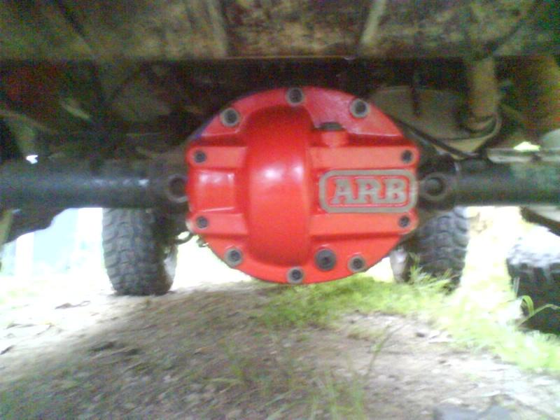 Qu'avez vous fait pour votre Jeep aujourd'hui ? - Page 4 Photo_11