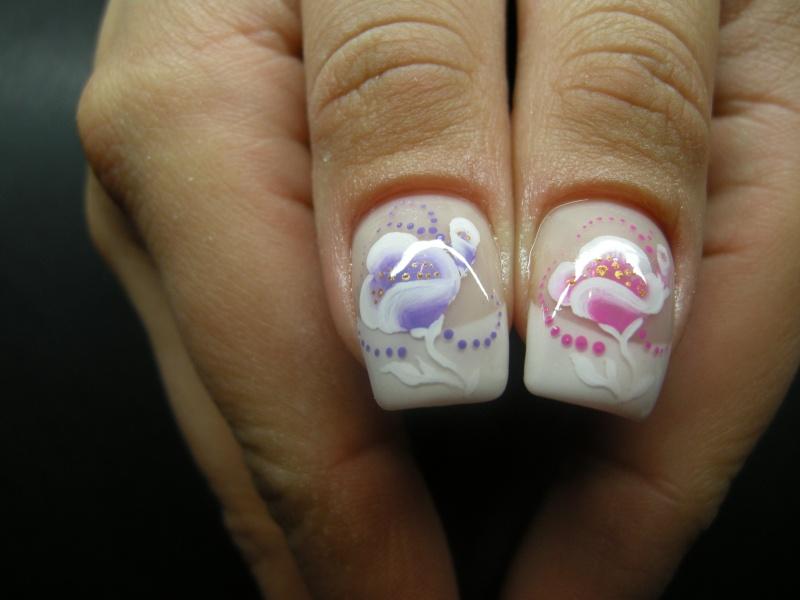 Unghiute realizate cu produse Tiger Nails! 10_ung10
