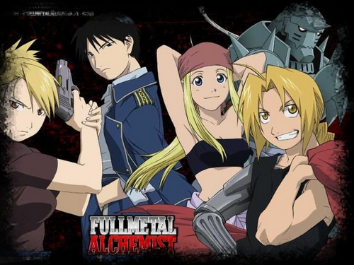 L'histoire de Fullmetal Alchemist !! 89855010