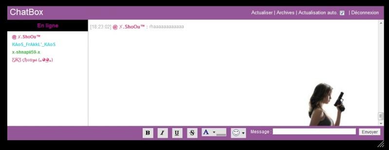 [Chatbox] Masquer / remplacer le @ désignant les admins / modos Symbol10