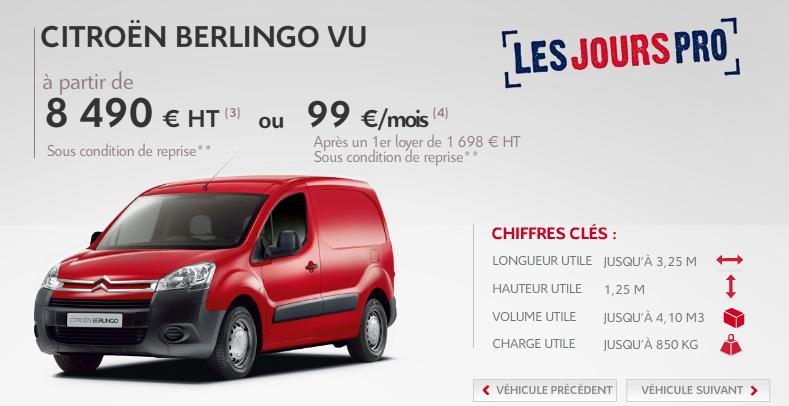 [ACTUALITE] Les promotions de Citroën Berlin11