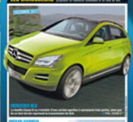2013 - [Mercedes] GLA [X156] Blk10