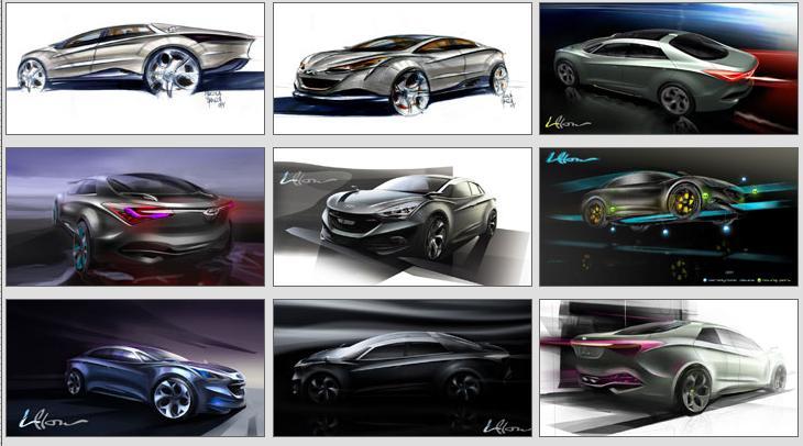 [Présentation] Le design par Hyundai Iflow10