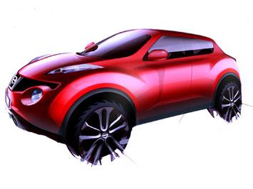 [Présentation] Le design par Nissan / Infiniti Juk10
