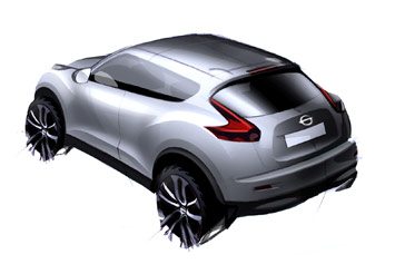 [Présentation] Le design par Nissan / Infiniti Jukee10