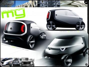 [Projets] Concours design VW Brésil My10