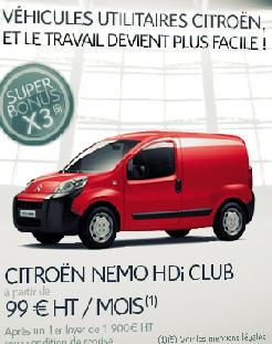 [ACTUALITE] Les promotions de Citroën - Page 2 Prom10