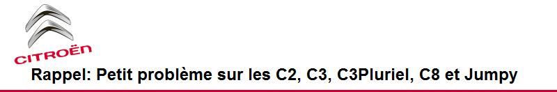 [Information] Citroën - Par ici les news... - Page 2 Rappel12