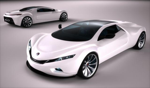 [Présentation] Le design par Saab Sp10
