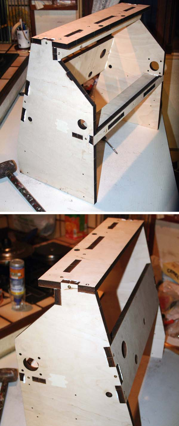 Mini Fraiseuse CNc en Kit 1411
