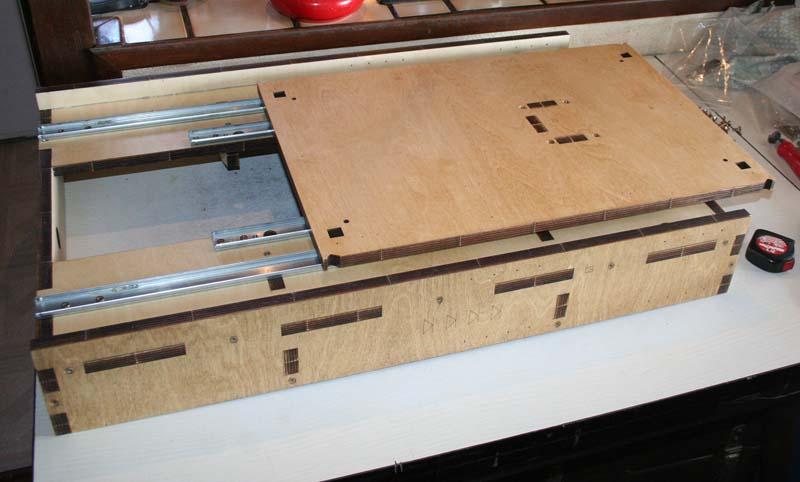 Mini Fraiseuse CNc en Kit 1612