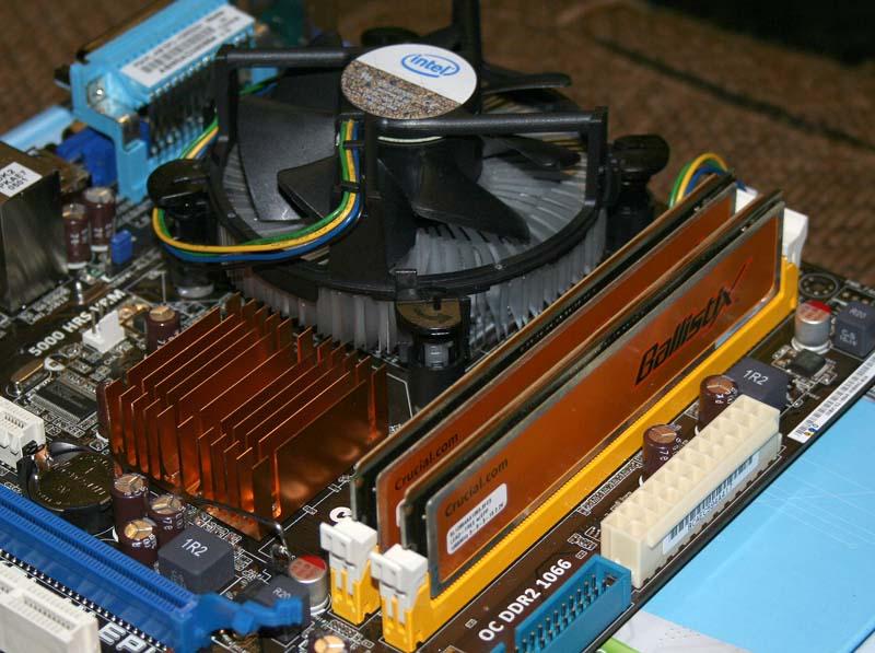 Un nouveau PC pour l'atelier 17ram10