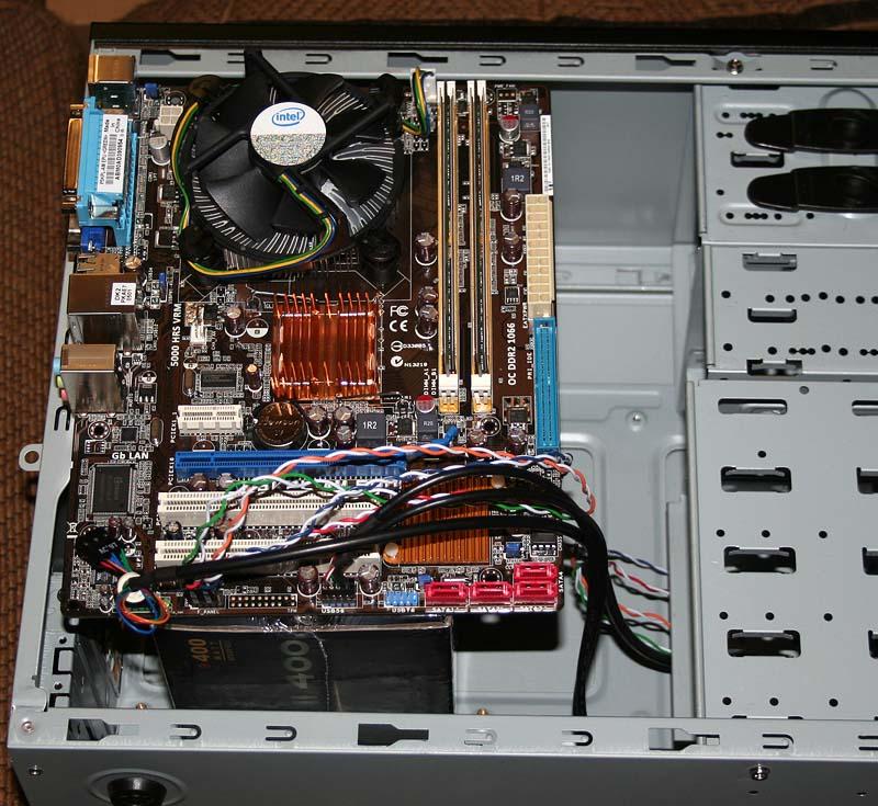 Un nouveau PC pour l'atelier 21br10