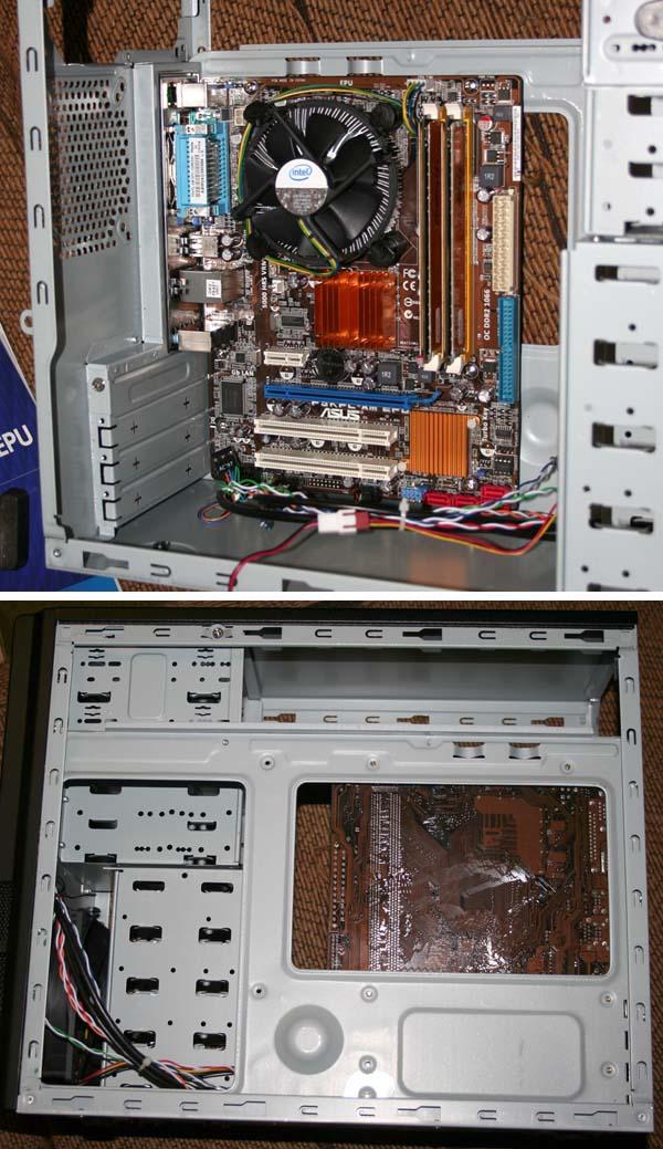 Un nouveau PC pour l'atelier 22br10
