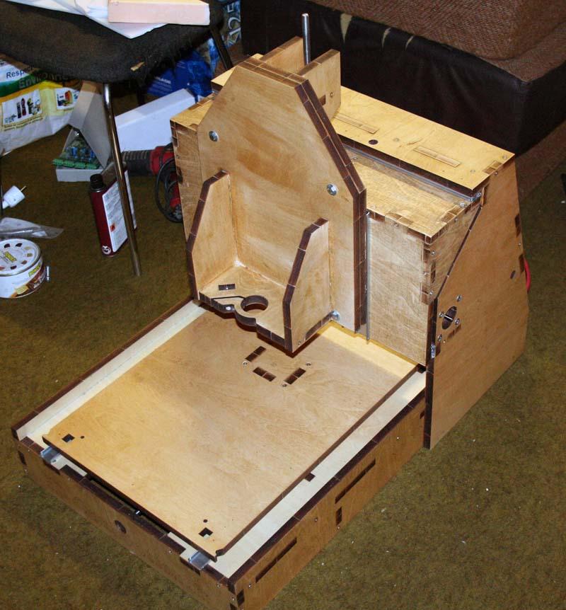 Mini Fraiseuse CNc en Kit 2611